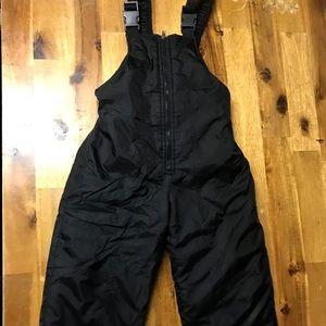 Other - Black Ski Pants Size 4T
